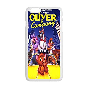 QQQO Oliver and company Case Cover For iPhone 6 Plus Case
