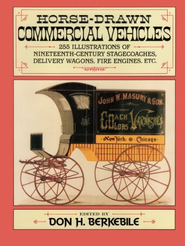 (Horse-Drawn Commercial Vehicles)