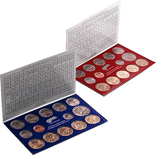 Int Satin - 2007 U.S. Mint Set - Complete P & D 28-coin Set SATIN FINISH
