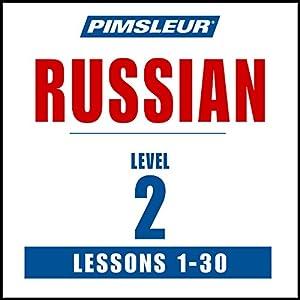 Russian Level 2 Speech