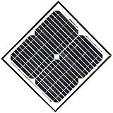 ALEKO® 15W 15-Watt Monocrystalline Solar Panel