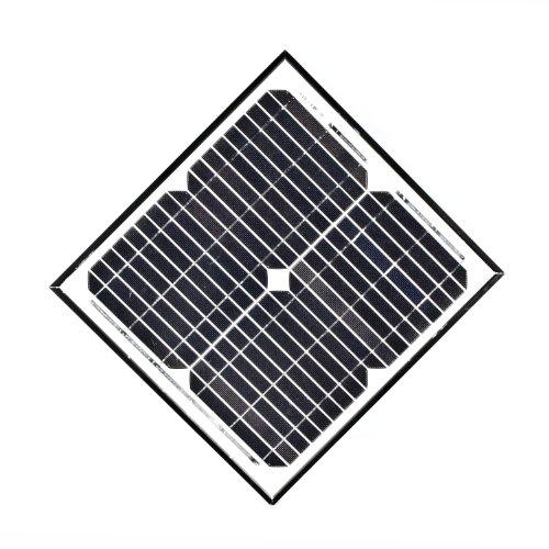 ALEKO-15W-15-Watt-Monocrystalline-Solar-Panel