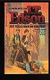Set Texas Back on Her Feet, J. T. Edson, 0425086518