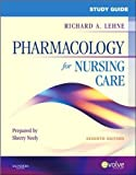 img - for R. A. Lehne PhD's Study Guide for Pharmacology 7th (Seventh) edition(Study Guide for Pharmacology for Nursing Care [Paperback])(2009) book / textbook / text book