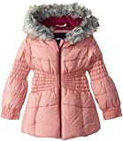 Kyпить LiMiTeD Too Little Girls' Too Puffer W/Novelty Smocking Detail, Blush, 6X на Amazon.com