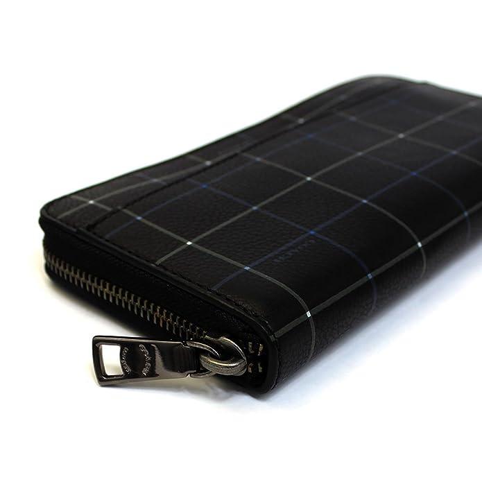 1c076509ade8 Amazon | (コーチ)COACH 財布 長財布 タッターソール レザー ブラック メンズ [ブランド][アウトレット]f75402dy9  [並行輸入品] | 財布