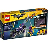 Lego - 70902 - Batman Movie - L'inseguimento sulla Catcycle di Catwoman