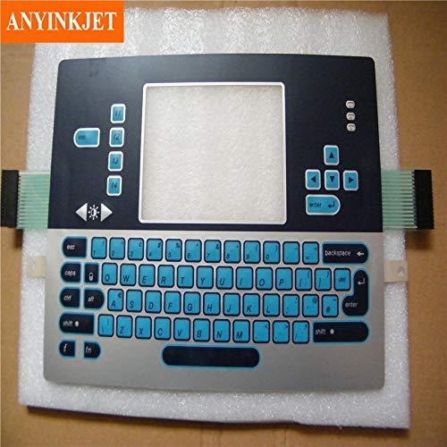 Amazon.com: Teclado de piezas para impresora Videojet 1210 ...