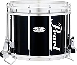 pearl championship maple ffx marching snare drum 13 x 11 in midnight black musical. Black Bedroom Furniture Sets. Home Design Ideas