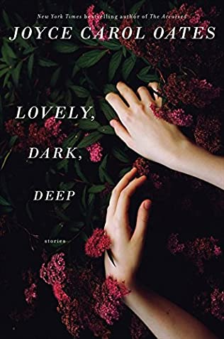 book cover of Lovely, Dark, Deep
