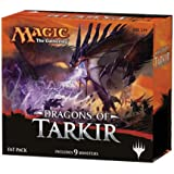 Magic: the Gathering: Dragons of Tarkir Fat Pack (Factory Sealed Includes 9 Booster Packs & More)