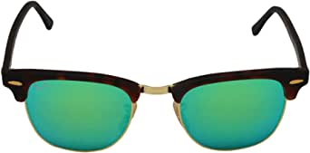 Sunglass For Unisex By Ray-Ban, Size 49, Brown, 3016