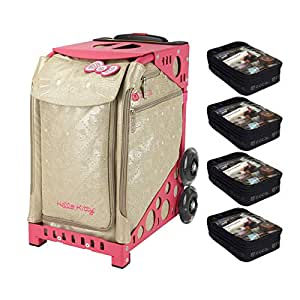 Amazon.com: ZUCA Hello Kitty Good as Gold Sport Artist Bag ...