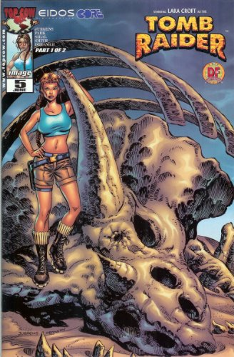 (Tomb Raider #5 DF Exclusive Alternate Cover #7115 of 7500 - Mint 9+)
