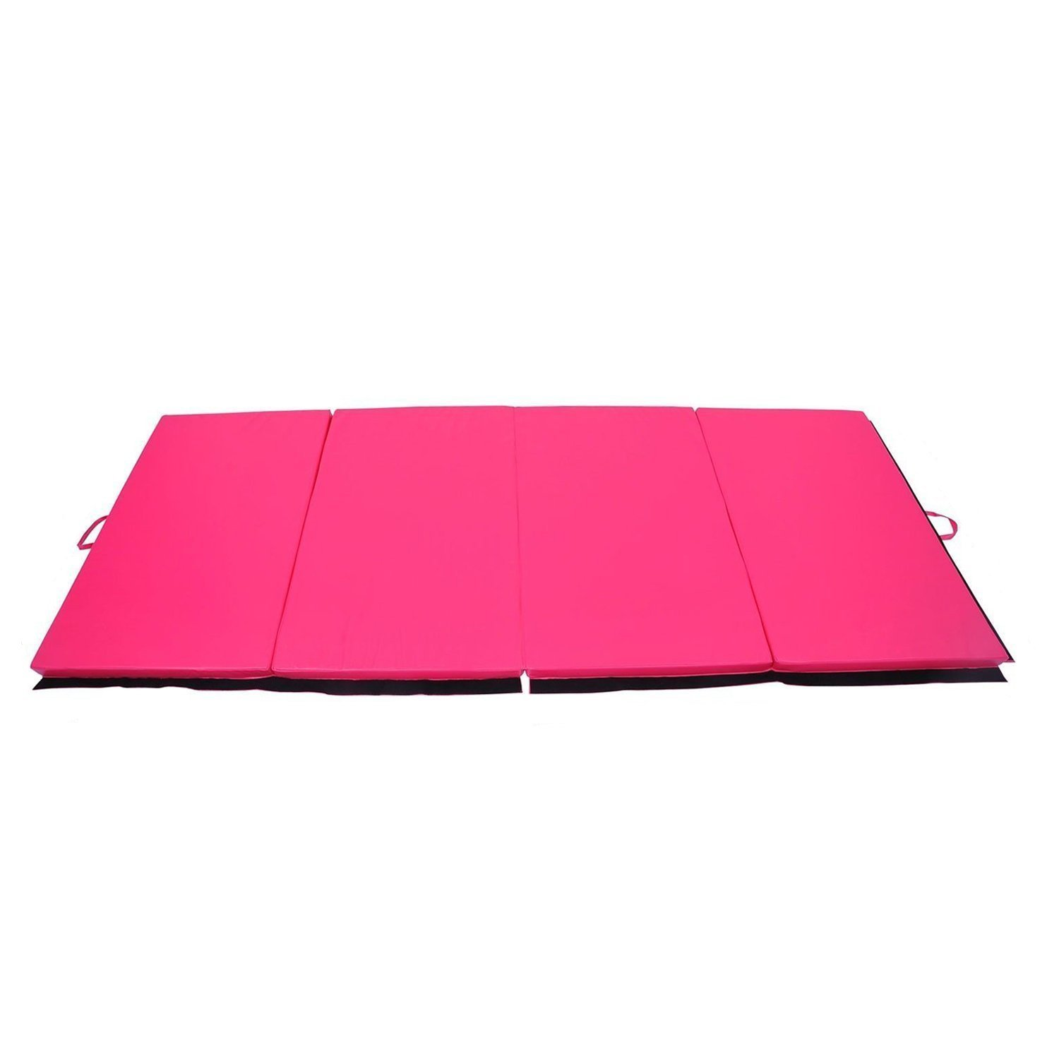 mat gymnastics exercise co large uk diy outdoors mats dp blue sports folding mirafit amazon