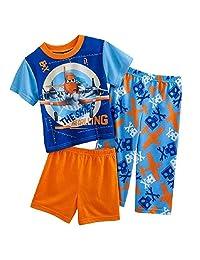 Disney's Planes Toddlers 3 Piece Pajama Set, Sizes 2T-4T