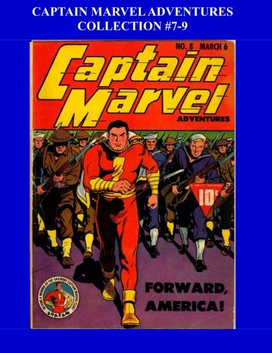 Download Captain Marvel Adventures Collection #7-9 pdf