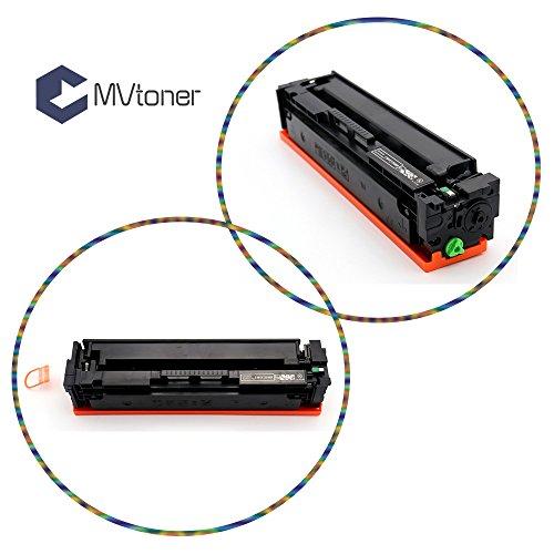 MVToner Compatible HP 201X CF400X/CF401X/CF402X/CF403X Toner