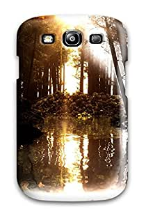 For Galaxy S3 Tpu Phone Case Cover(nature)