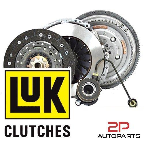 Kit Embrague Volante bimassa Rodamiento Hidráulico Luk (kfs0167): Amazon.es: Coche y moto