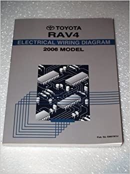 2006 Toyota Rav4 Electrical Wiring Diagram Toyota Motor Corporation
