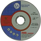 """5""""x.045""""x7/8"""" Quality Thin CutOff Wheel Metal & Stainless Steel - 50 Pack"""