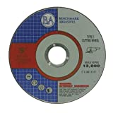 5''x.045''x7/8'' Quality Thin CutOff Wheel Metal & Stainless Steel - 50 Pack