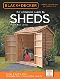 nice patio renovation design ideas Black & Decker The Complete Guide to Sheds 3rd Edition (Black & Decker Complete Guide)