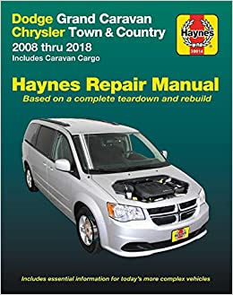 manual chrysler town and country 2007