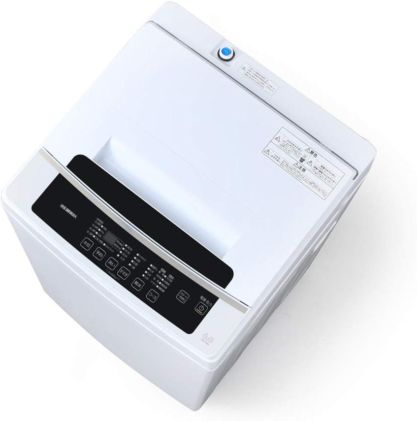 アイリスオーヤマ 全自動洗濯機 6kg IAW-T602E