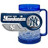 new yankees freezer mug - MLB New York Yankees Freezer Mug