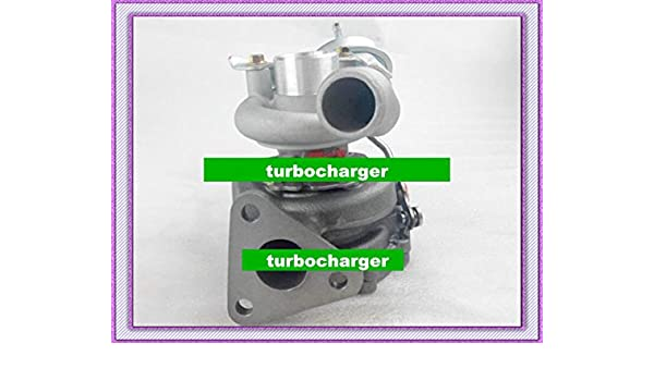 GOWE turbo para Turbo TD03L 49131 - 06004 49131 - 06007 49131 - 06016 93169104 97300092 98102364 para Opel Astra H, COMBO C, Corsa C Meriva A Z17DTH 1.7L: ...
