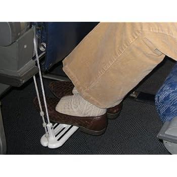 Portable Airplane Travel Footrest  sc 1 st  Amazon.com & Amazon.com : Portable Footrest Navy Blue : Portable Footstool ... islam-shia.org