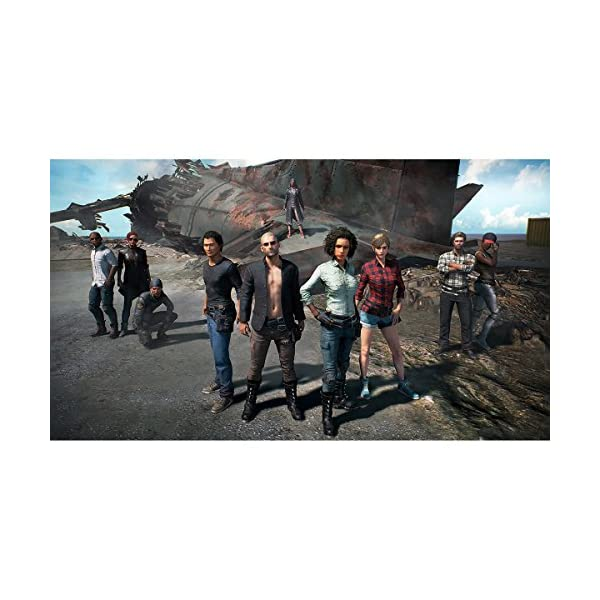 Xbox One X 1TB Console - PLAYERUNKNOWN'S BATTLEGROUNDS Bundle [Digital Code] (Discontinued) 10