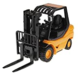HouseHoldAV 2017 Mini RC Toy Forklift Fork Lift Radio Remote Control Truck Car Vehicle Baby Toys Kids Game
