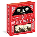 img - for Great War in 3D: A Book Plus a Stereoscopic Viewer, Plus 35 3D Photos of Men In Battle, 1914-1918 book / textbook / text book