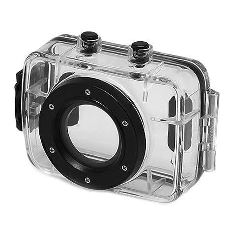 Unotec - Carcasa sumergible para cámara xtr 40.0159: Amazon ...