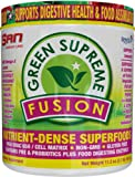 Cheap SAN Nutrition Green Supreme Fusion Powdered Greens Supplement with Superfoods, 30 Servings,11.2 oz.