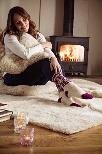 Pour Whitebirk Couleurs Mince Polaire Fantaisie 42 Eur Femme 5 Heat 37 Chaudes Holders En Lite Thermiques Froid Chaussettes q18TB7