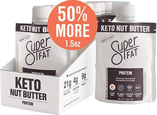 Peanut & Nut Butters: SuperFat