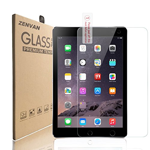 Tempered Glass Screen Protector for iPad Air 2 - 8