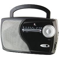 1 - AM/FM Weatherband Radio, AM/FM weatherband radio, Built-in speaker, WR282B by Weatherx
