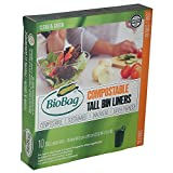 BioBag, Tall Bin Liners, 35 Litre, 10 Count