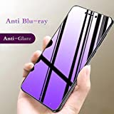 Tingtong Anti Blue Ray Tempered Glass, Screen Protector Blue Light Resistant Eyes Protect Film for Huawei Honor 9N
