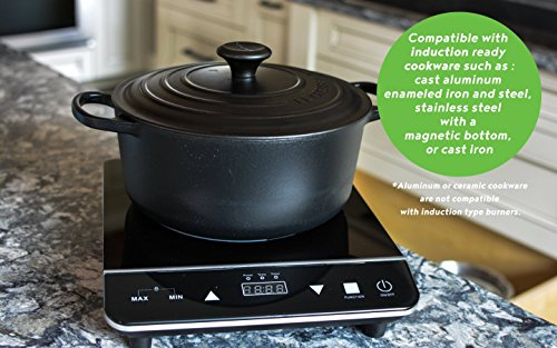 INDUXPERT Induction Cooktop