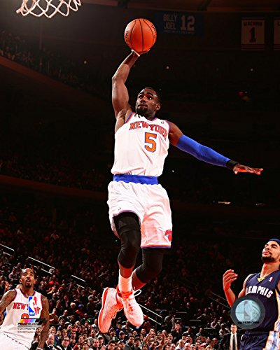 Tim Hardaway Jr. New York Knicks NBA Photo (Size: 8'' x 10'')
