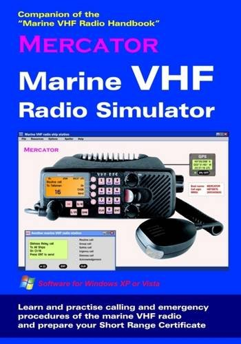 Marine VHF Radio Simulator (Dsc Marine Radio)