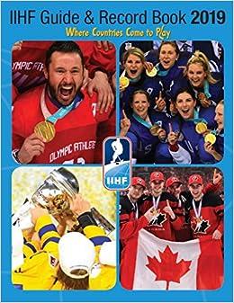 Iihf Guide Record Book 2019 International Ice Hockey Federation