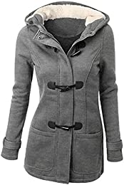 Amazon.com: Grey - Wool &amp Blends / Wool &amp Pea Coats: Clothing