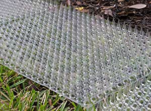 Amazon Com Cat Repellent Outdoor Scat Mat Pet Deterrent Mats For Cats Dogs Pests Indoor Outdoor Repellent Training Spike Strip Devices